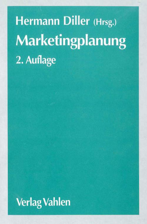 Marketingplanung cover