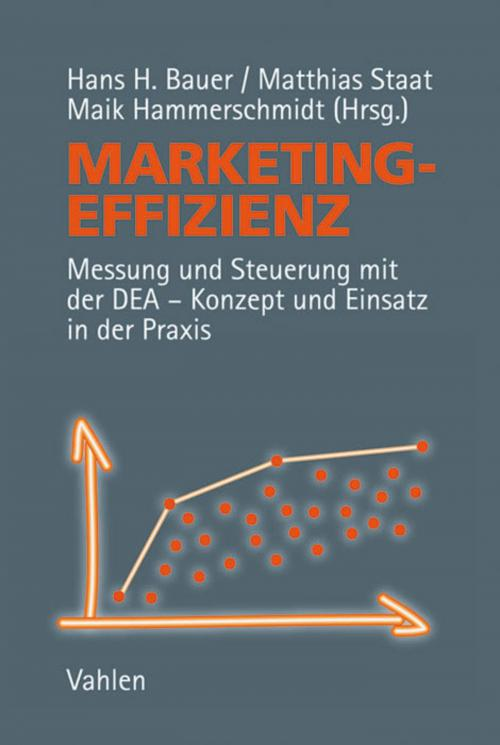 Marketingeffizienz cover