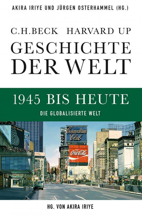 Geschichte der Welt 1945 bis heute cover