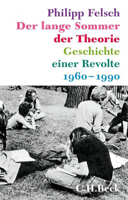 Der lange Sommer der Theorie cover