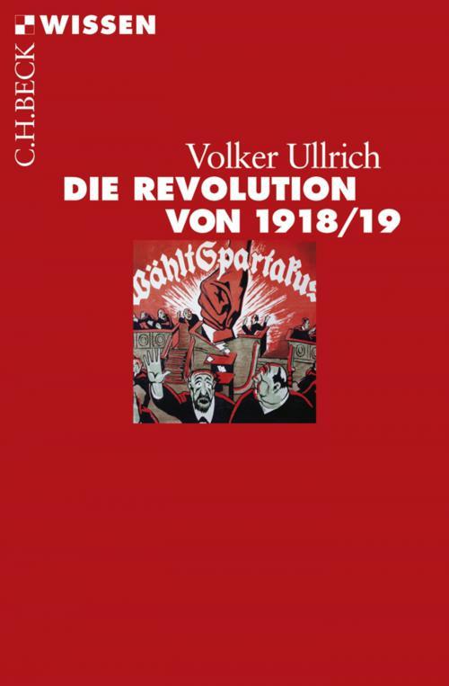 Die Revolution von 1918/19 cover