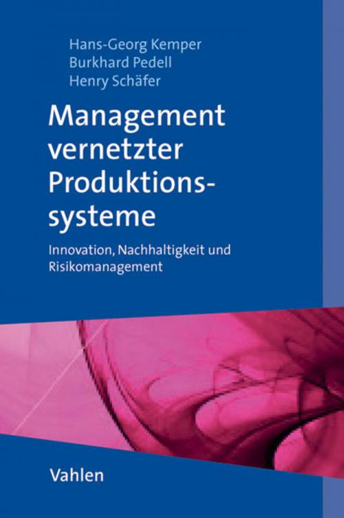 Management vernetzter Produktionssysteme cover