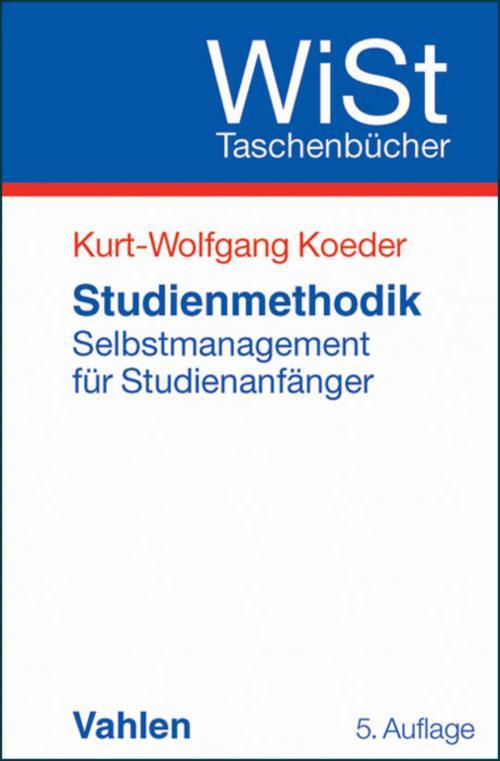 Studienmethodik cover
