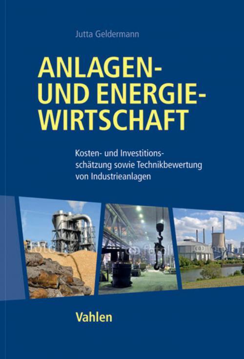 Anlagen- und Energiewirtschaft cover