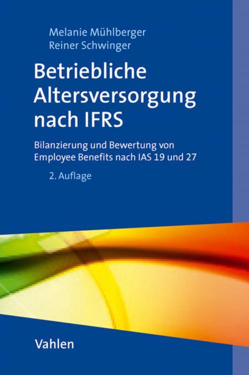Betriebliche Altersversorgung und sonstige Leistungen an Arbeitnehmer nach IFRS cover