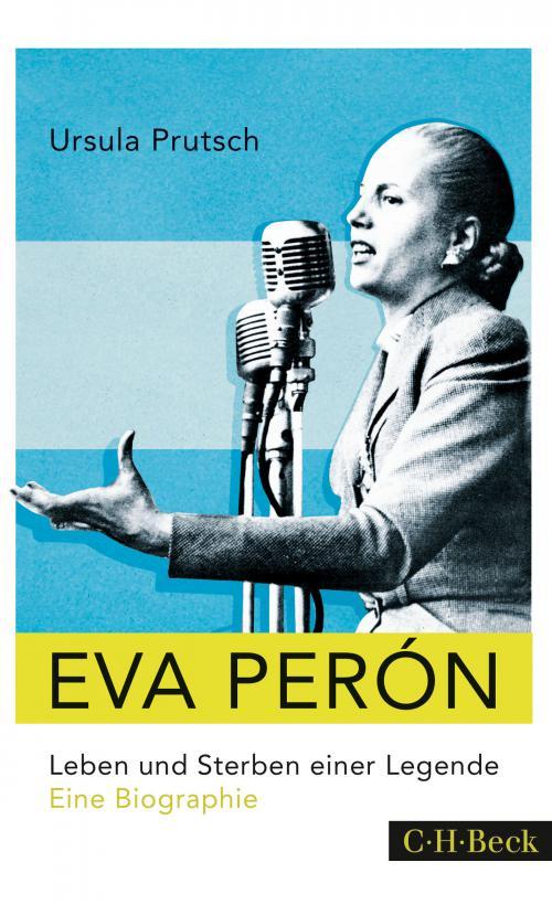 Eva Perón cover