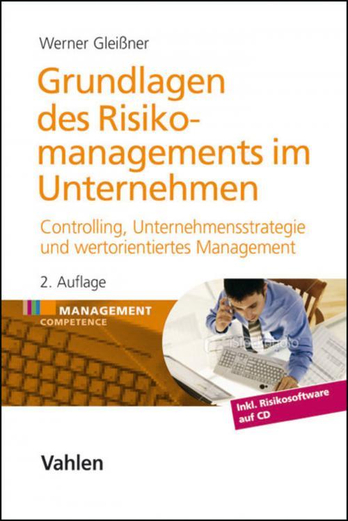 Grundlagen des Risikomanagements im Unternehmen cover