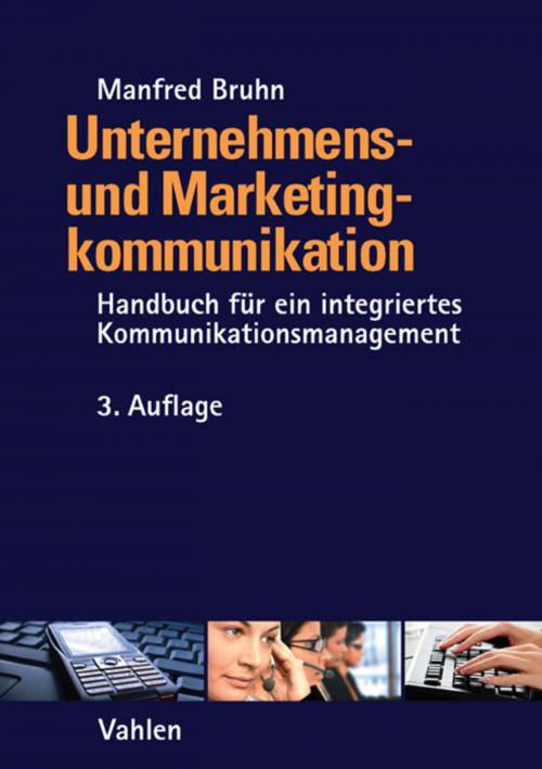 Unternehmens- und Marketingkommunikation cover