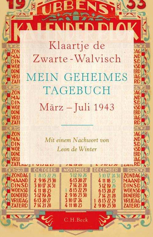 Mein geheimes Tagebuch cover