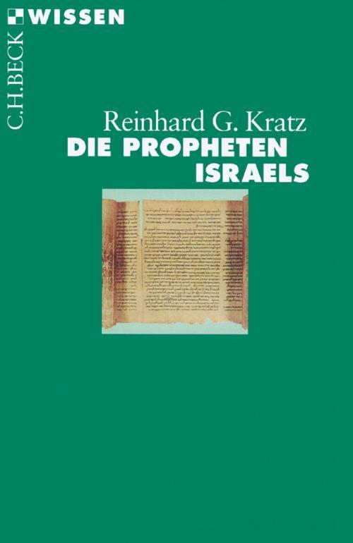 Die Propheten Israels cover