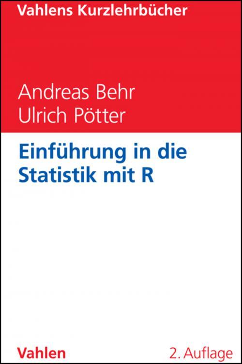 Einführung in die Statistik mit R cover