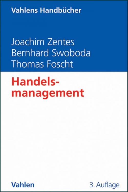 Handelsmanagement cover