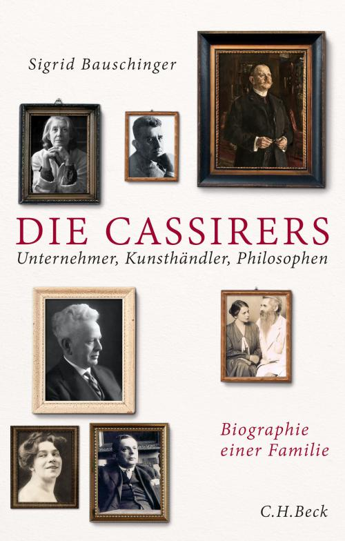 Die Cassirers cover