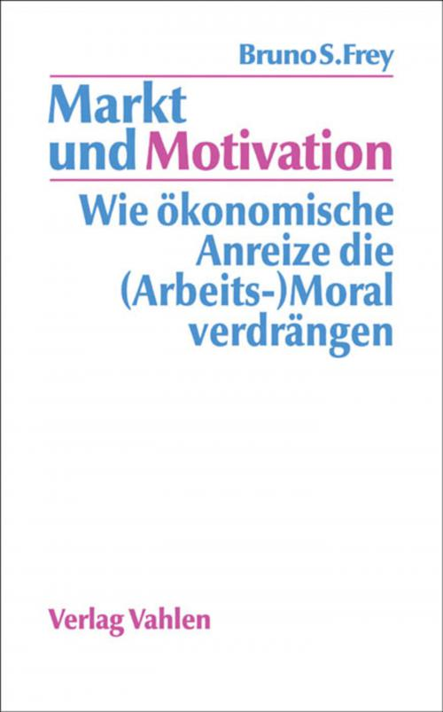 Markt und Motivation cover