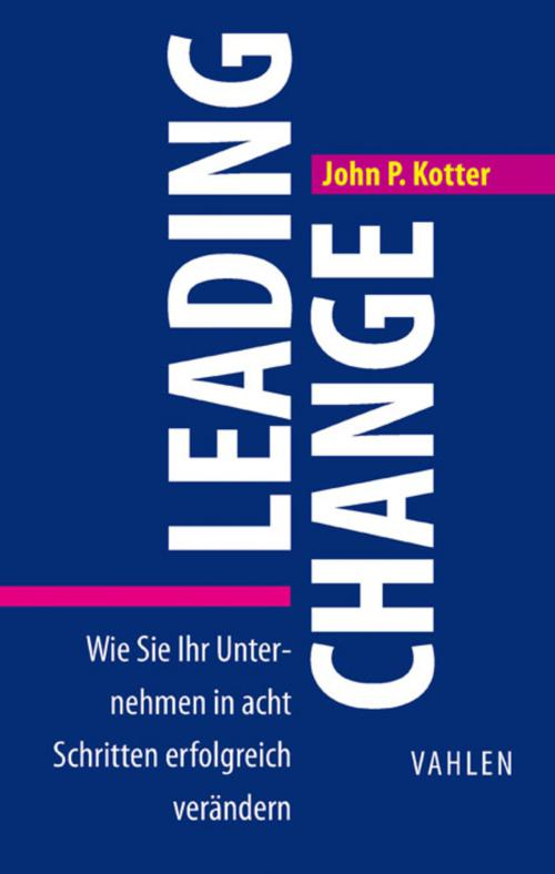Leading Change cover