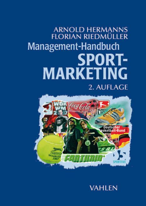 Management-Handbuch Sport-Marketing cover