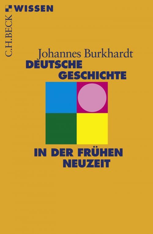 Deutsche Geschichte in der frühen Neuzeit cover