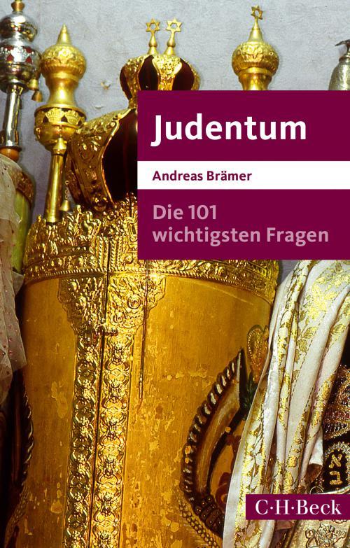 Die 101 wichtigsten Fragen - Judentum cover