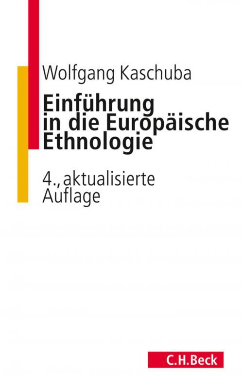 Einführung in die Europäische Ethnologie cover