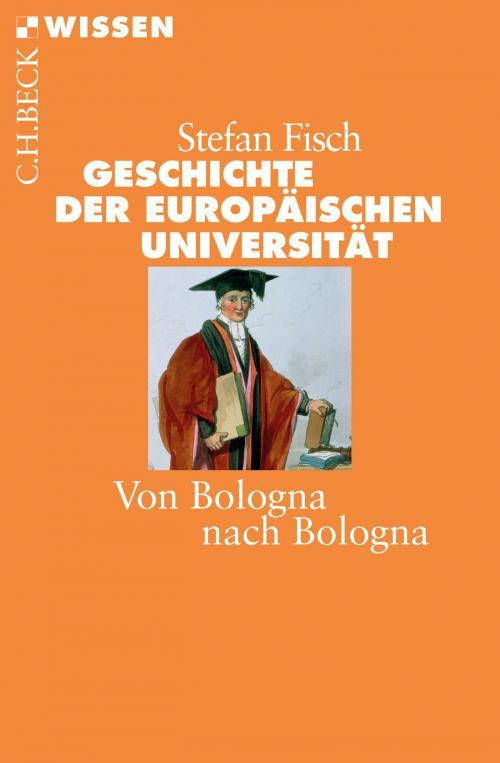 Geschichte der europäischen Universität cover