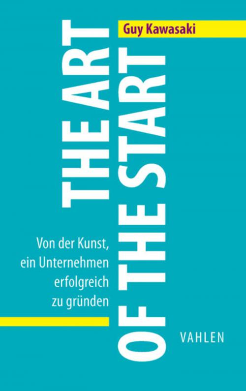 The Art of the Start cover