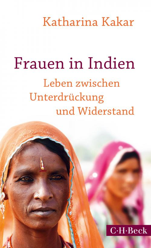 Frauen in Indien cover