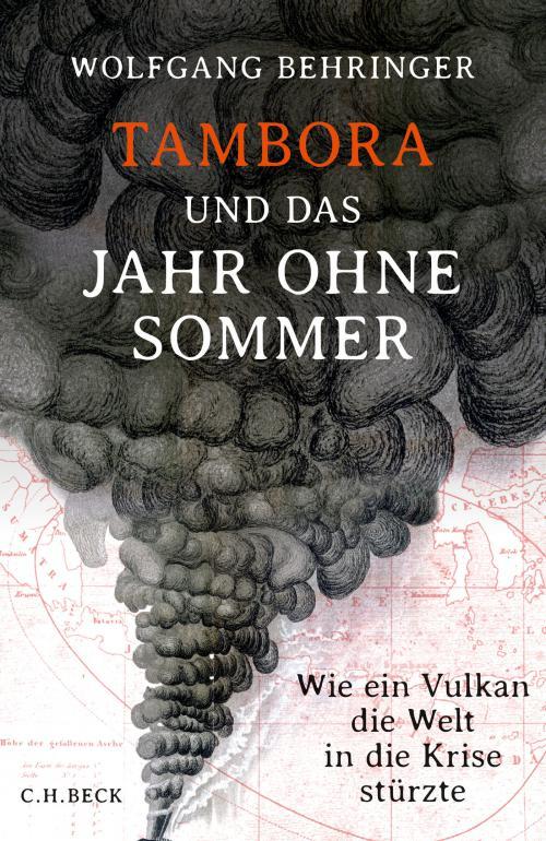 Tambora und das Jahr ohne Sommer cover