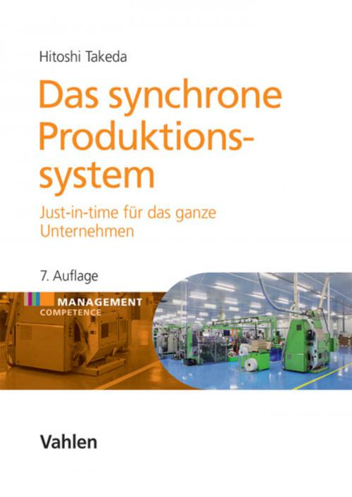 Das synchrone Produktionssystem cover