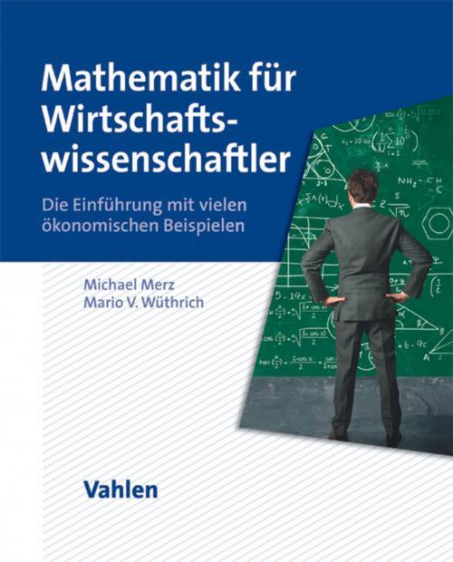 Mathematik für Wirtschaftswissenschaftler cover