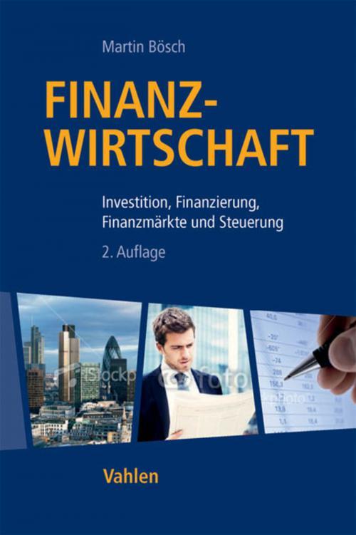 Finanzwirtschaft cover
