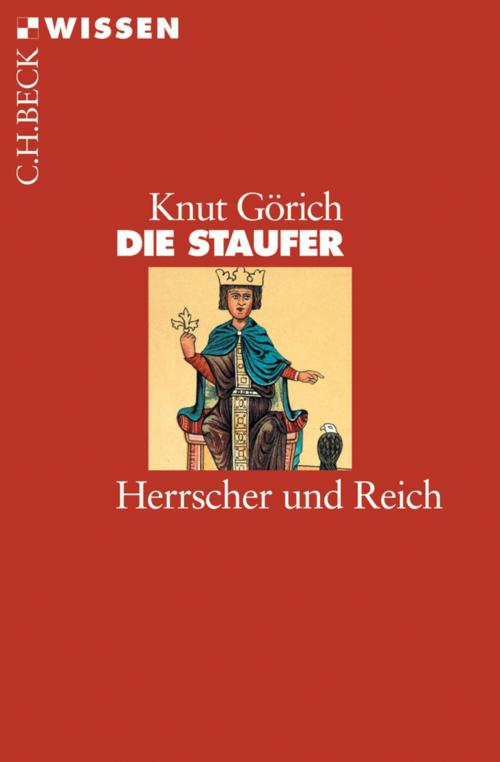 Die Staufer cover
