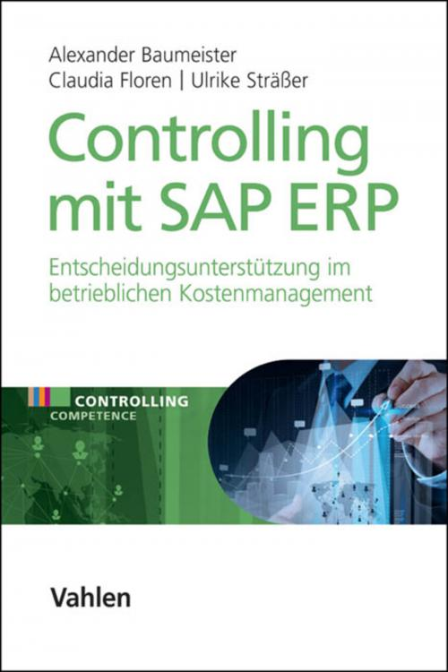 Controlling mit SAP ERP cover