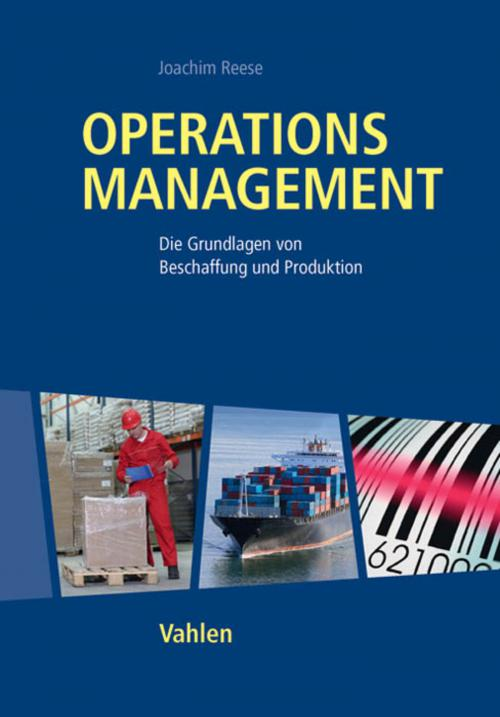 Operations Management cover