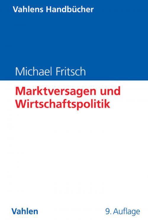 Marktversagen und Wirtschaftspolitik cover