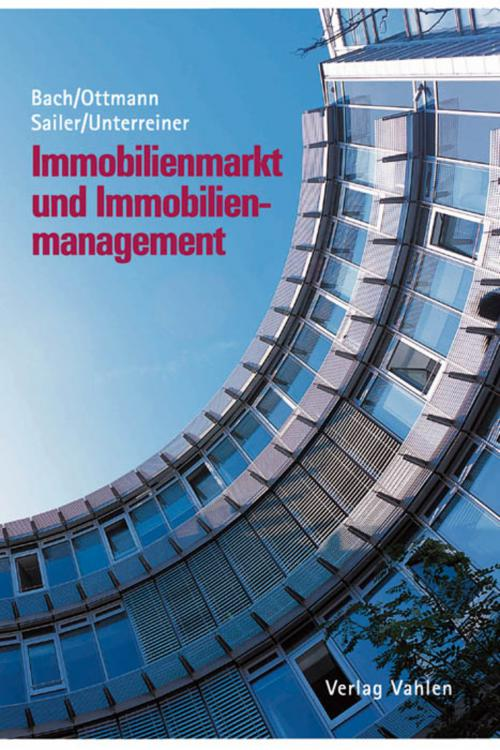 Immobilienmarkt und Immobilienmanagement cover