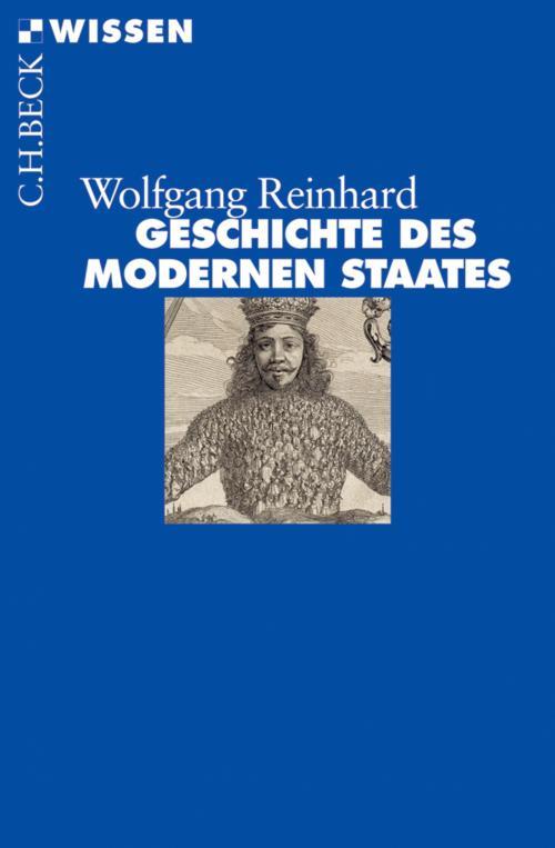 Geschichte des modernen Staates cover