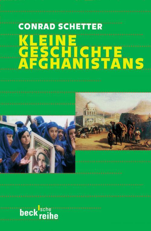 Kleine Geschichte Afghanistans cover