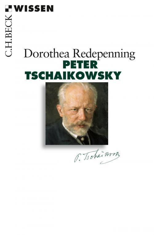 Peter Tschaikowsky cover