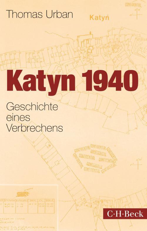 Katyn 1940 cover
