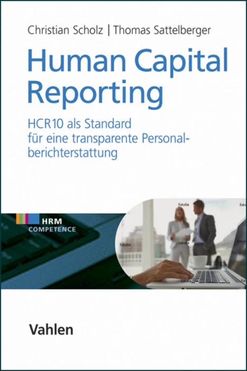 Human Capital Reporting cover