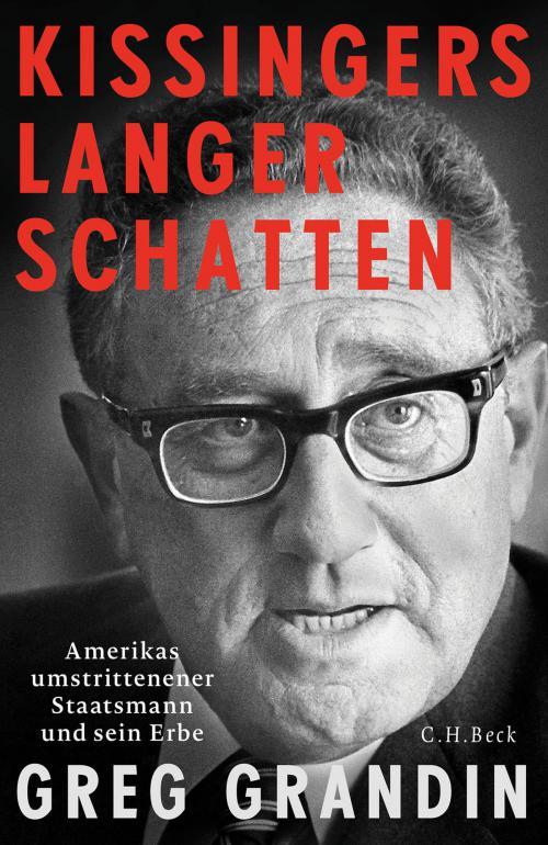 Kissingers langer Schatten cover