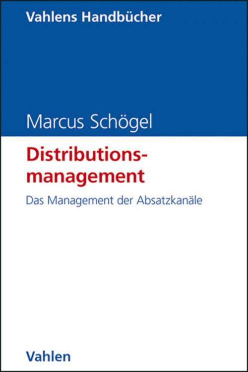 Distributionsmanagement cover