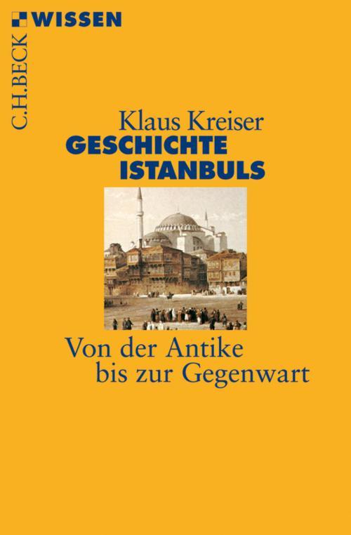 Geschichte Istanbuls cover