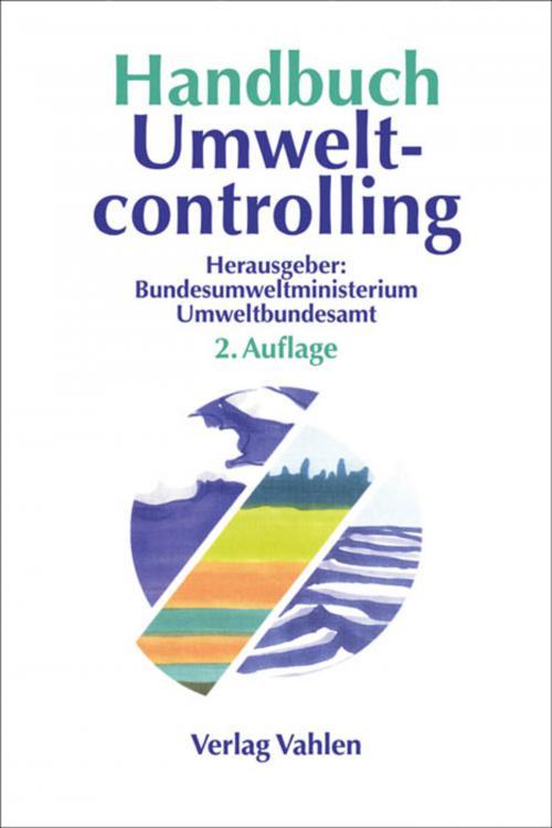 Handbuch Umweltcontrolling cover