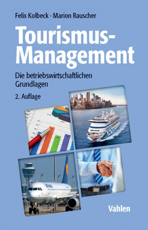 Tourismus-Management cover