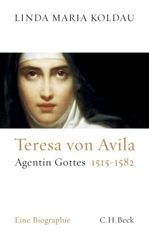 Teresa von Avila cover