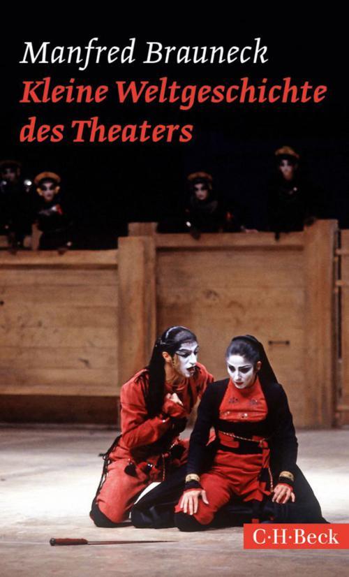 Kleine Weltgeschichte des Theaters cover