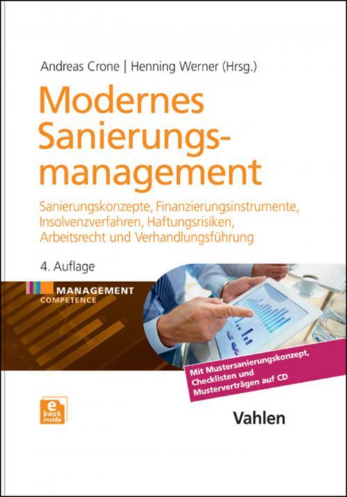 Modernes Sanierungsmanagement cover
