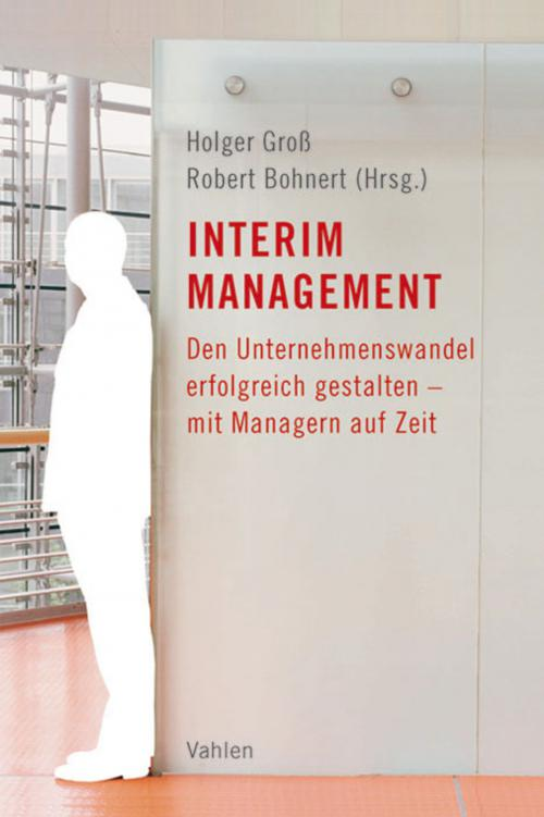 Interim Management cover