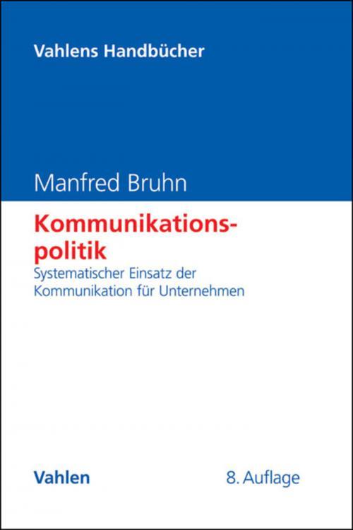 Kommunikationspolitik cover